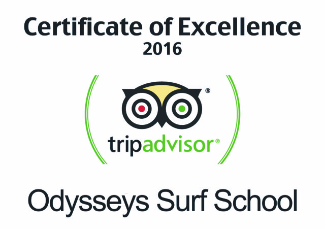 Odysseys Surf School Facebook