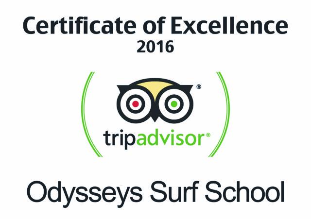 Odysseys Surf School Facebook